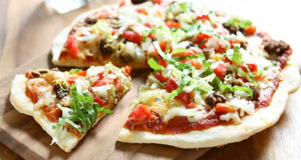 What is Gluten-Free Pizza Crust Made Of