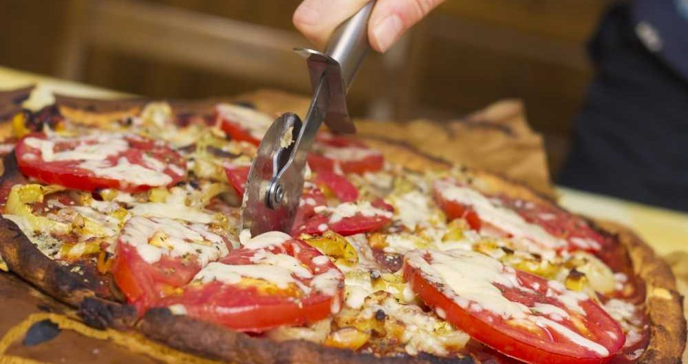 What is in Gluten-Free Pizza Crust