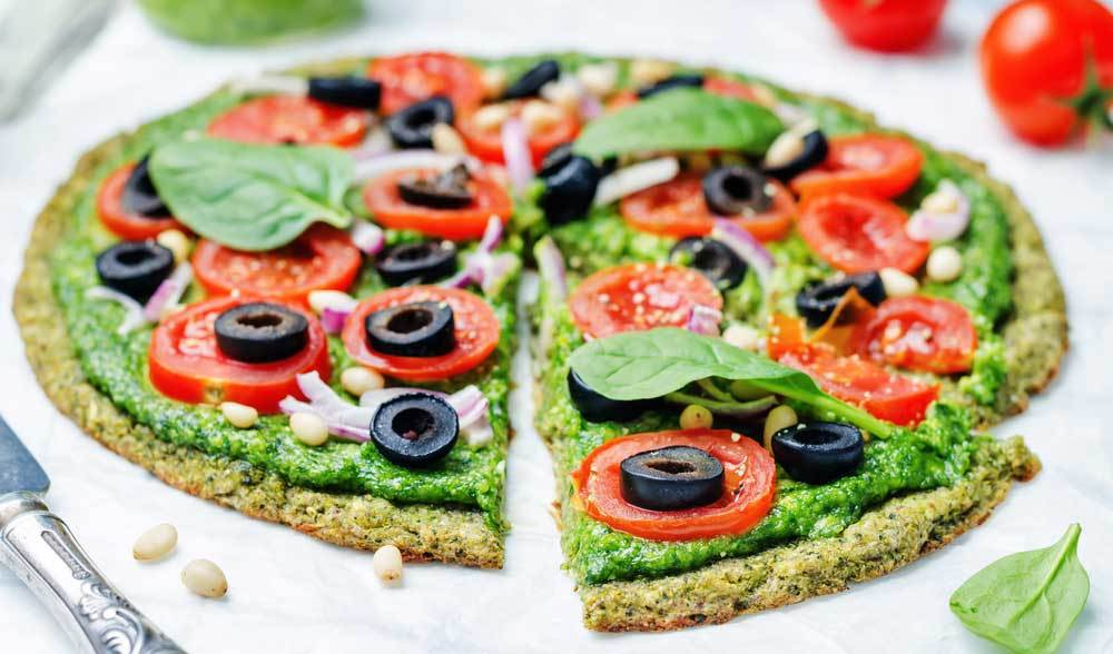 get your vegan pizza