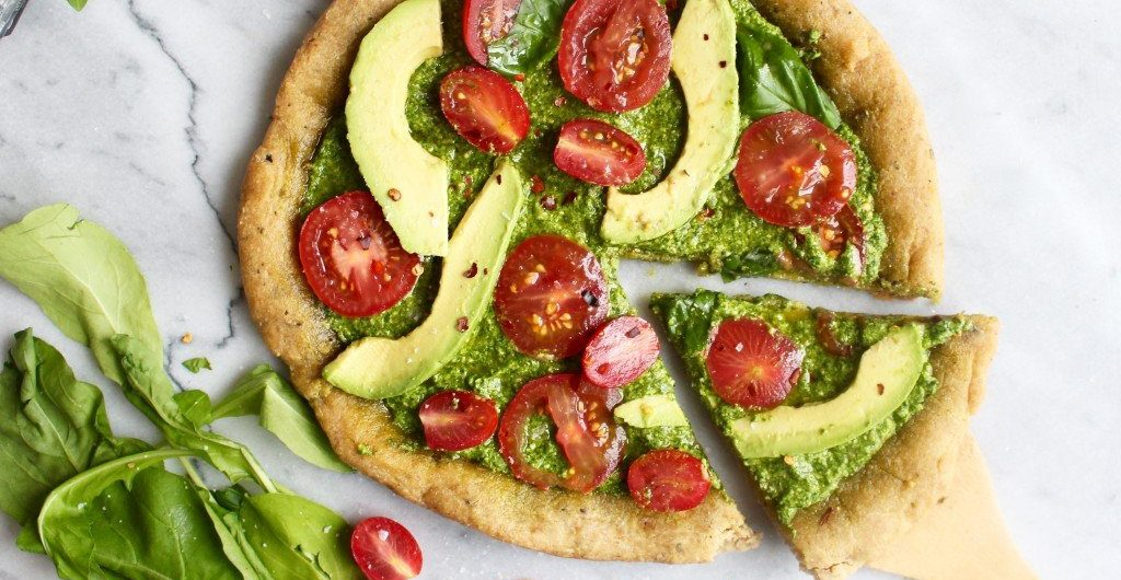 How to Make Vegan Pizza Base
